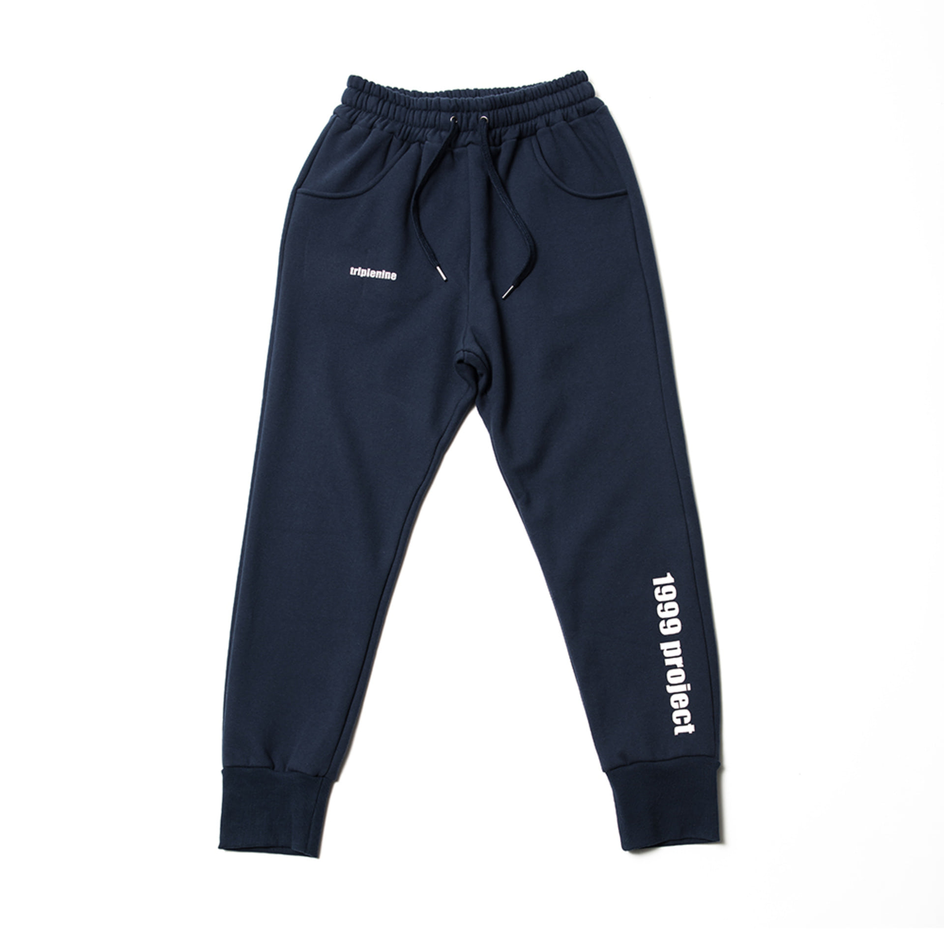 Triple Nine 1999  NAVY JOGGER  PANTS