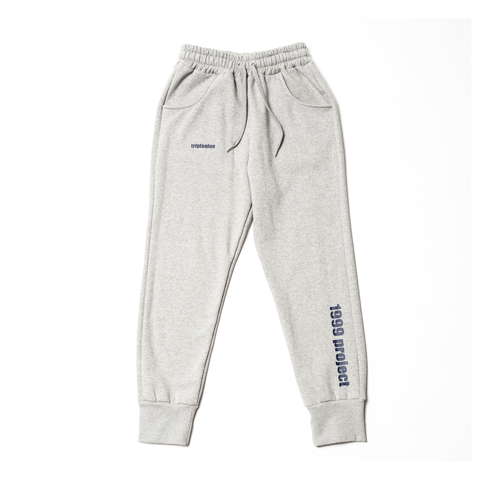 Triple Nine 1999 GRAY JOGGER PANTS