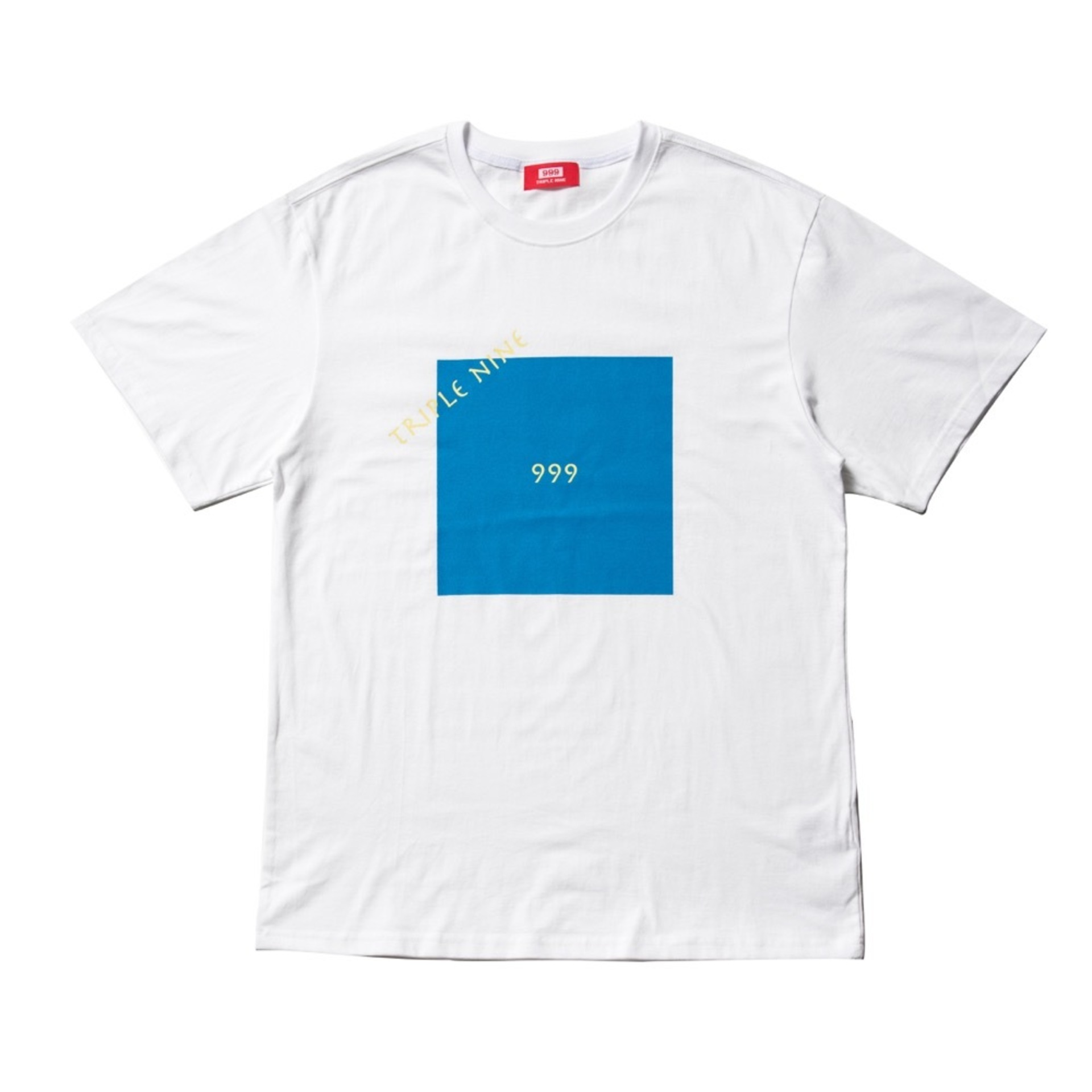 WHITE LOGO T-SHIRT#1