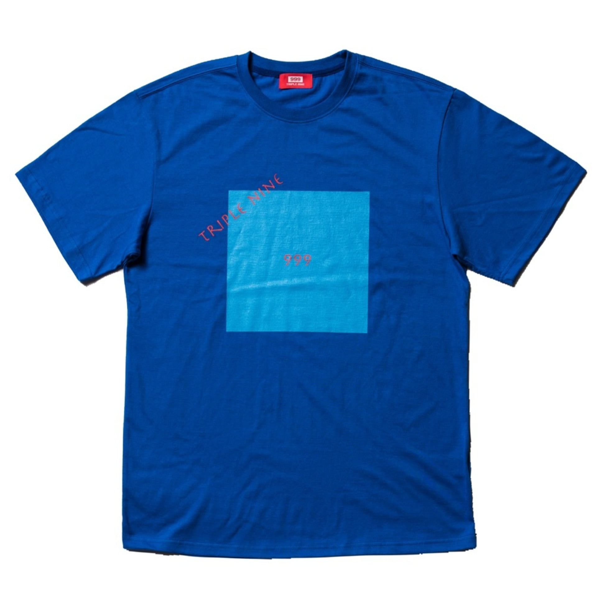 BLUE LOGO T-SHIRT #1
