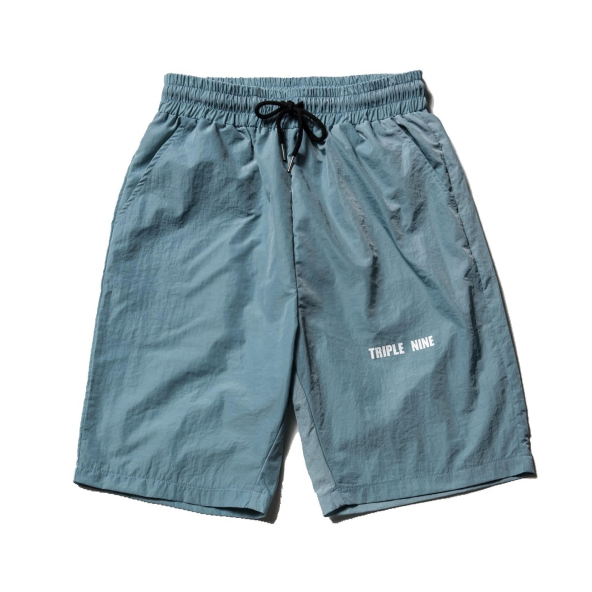 TRIPLE NINE GRAY SHORTS#1