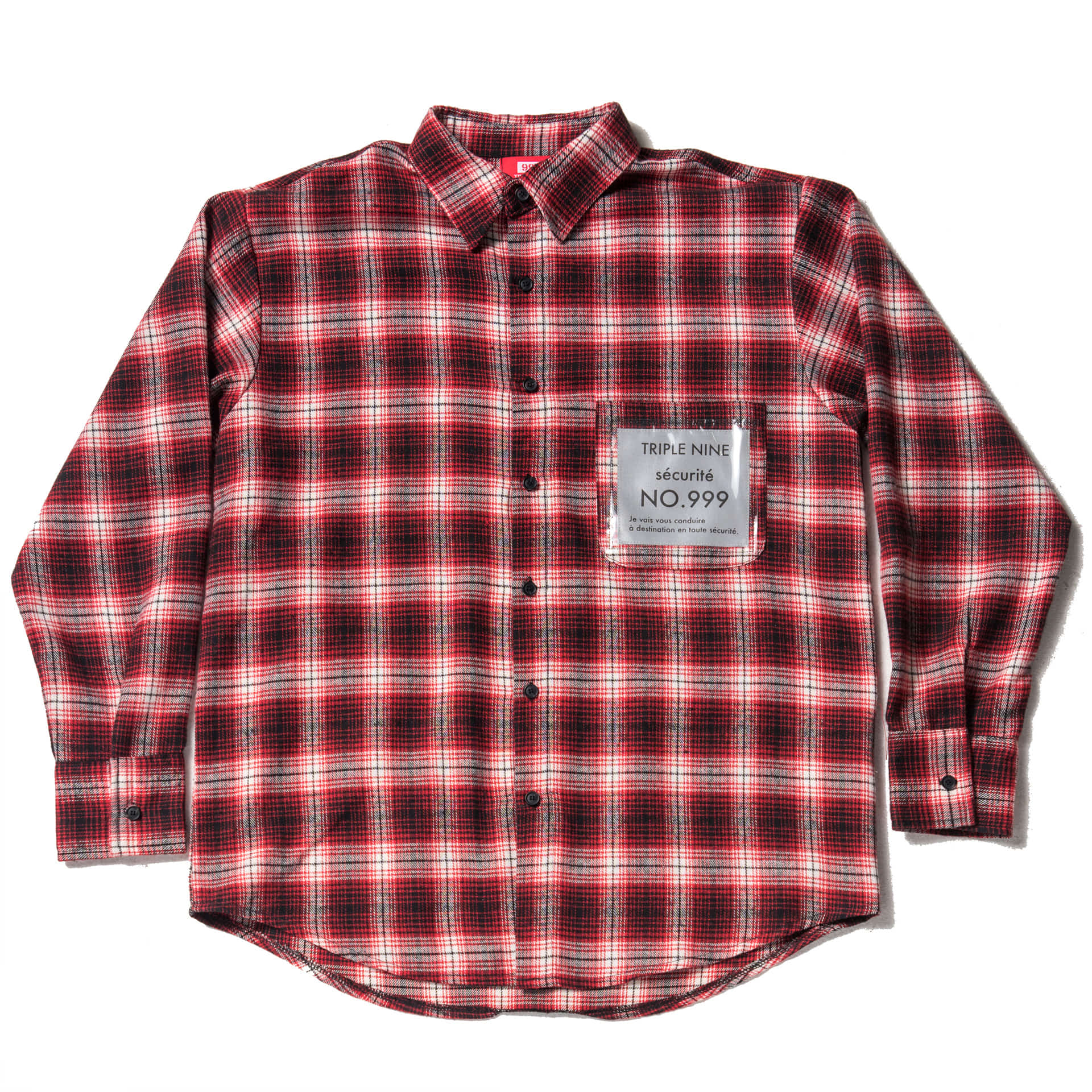 Sécurité Shirt (Red)